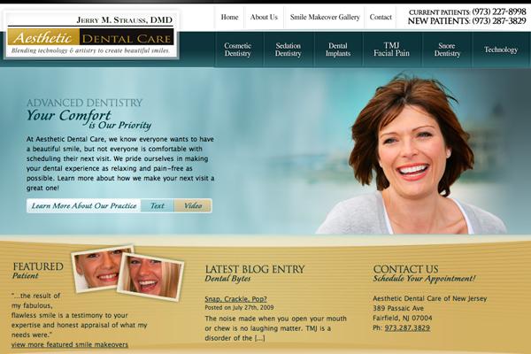 Aesthetic Dental Care NJ