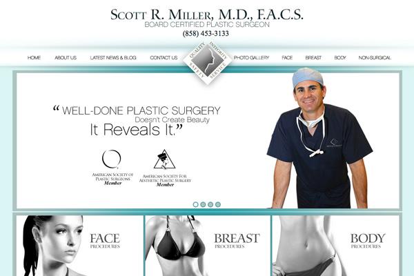 Scott R. Miller, M.D., F.A.C.S.