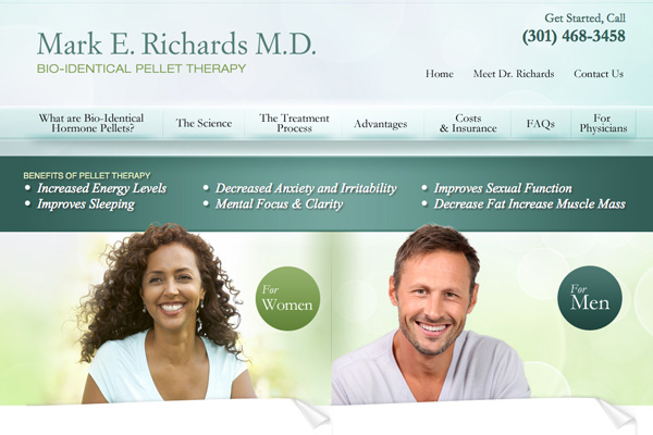 Mark E. Richards, M.D.