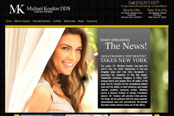 Michael Kosdon DDS