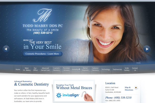 Todd Mabry DDS PC