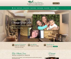 dentist, dental implants, dental website design