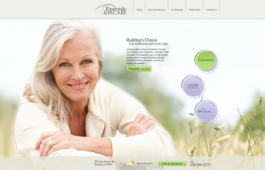 eye care, cataracts, LASIK, LASIK and eye care website design, Dr. Sumsion