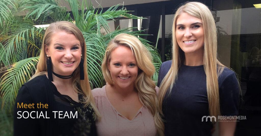 Rosemont Media's Social Media Team