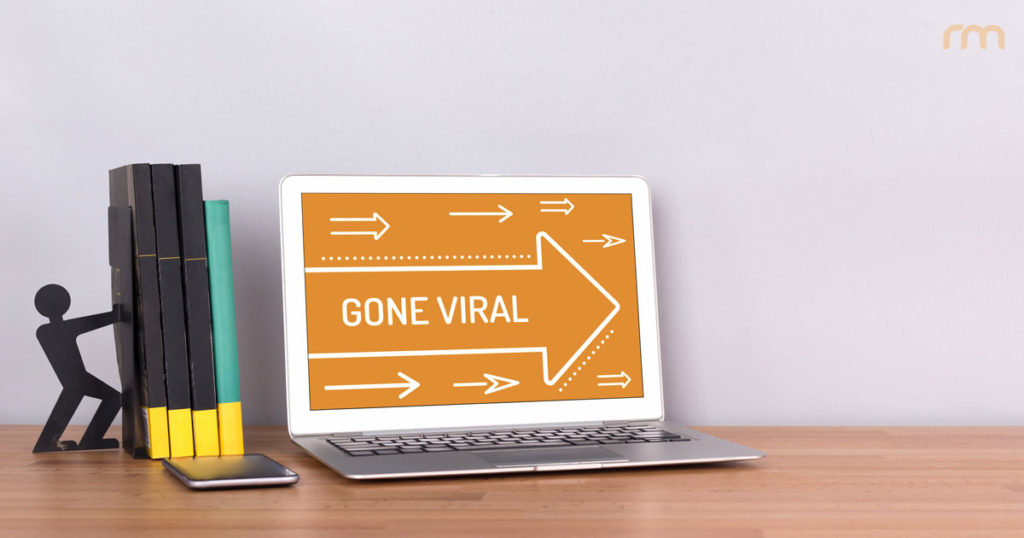 How can I get my medical or dental content to go viral?