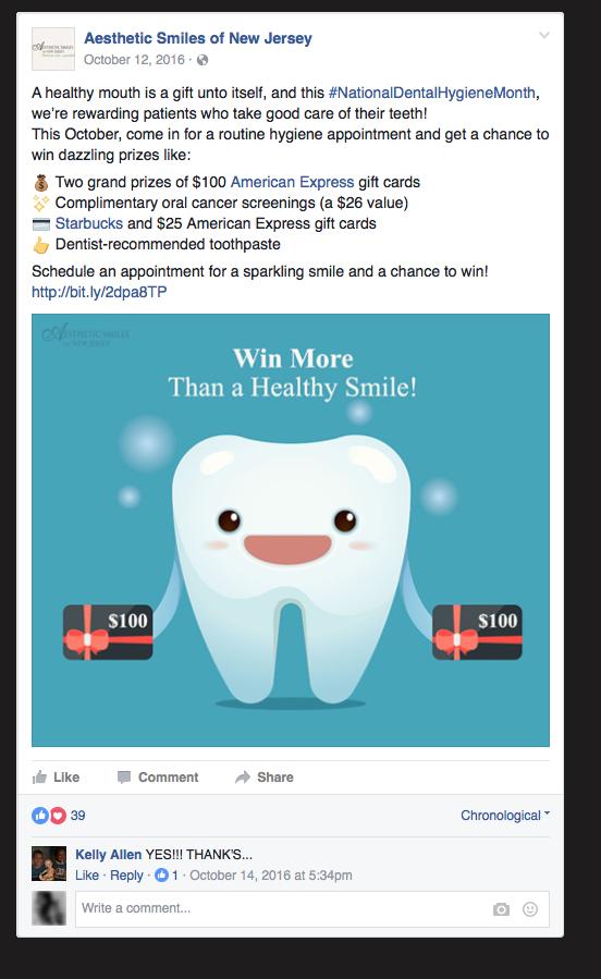 Dental Facebook and Social Media Marketing Company