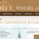 Dr. Vogel launches a state-of-the-art new website