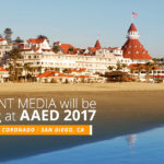 Rosemont Media to exhibit at the 2017 AAED meeting in San Diego