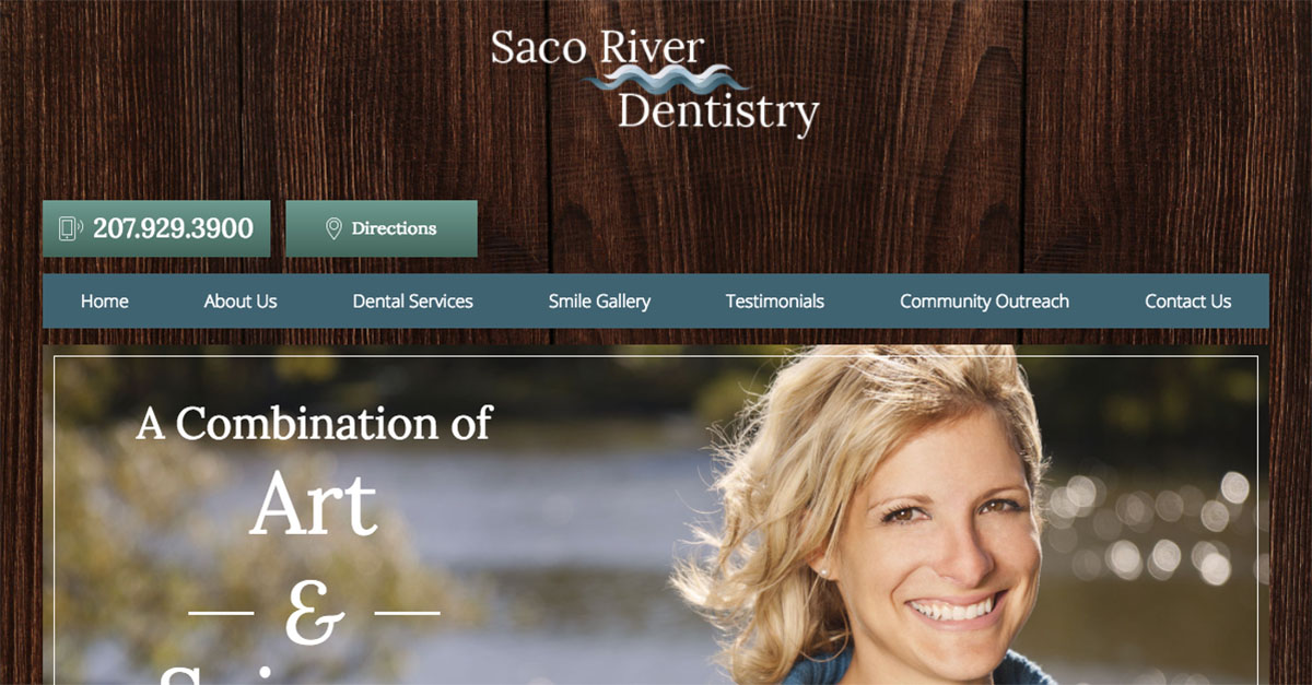 Buxton Dentists Launch Advanced Responsive Website