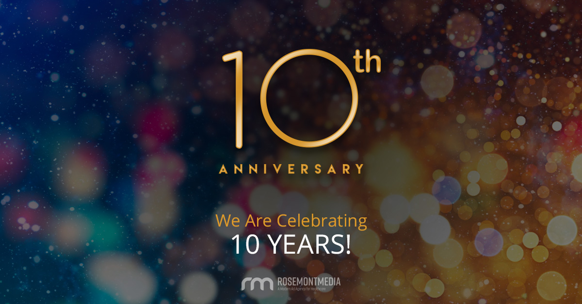 Rosemont Media celebrates 10 years in business