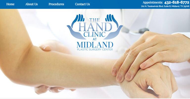 Dr. Matt Brown Launches Hand Surgery Specialty Website