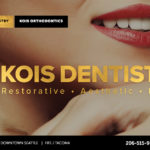 Kois Dentistry Undergoes Website Redesign