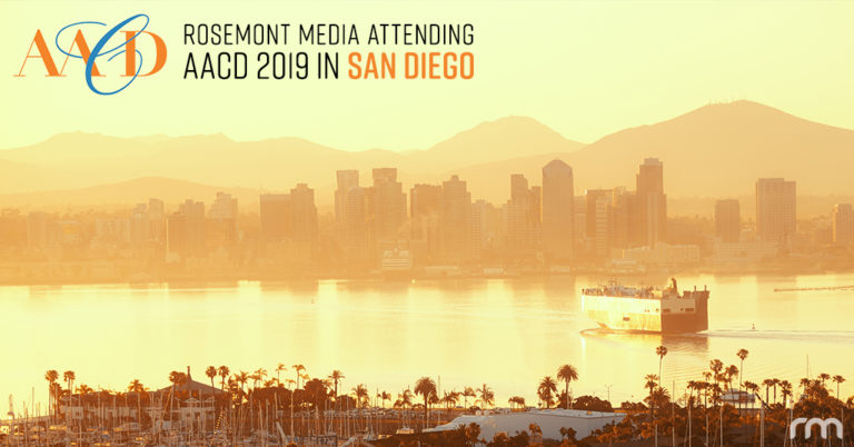 AACD 2019 San Diego: Rosemont Media Brings Decade of Marketing Excellence