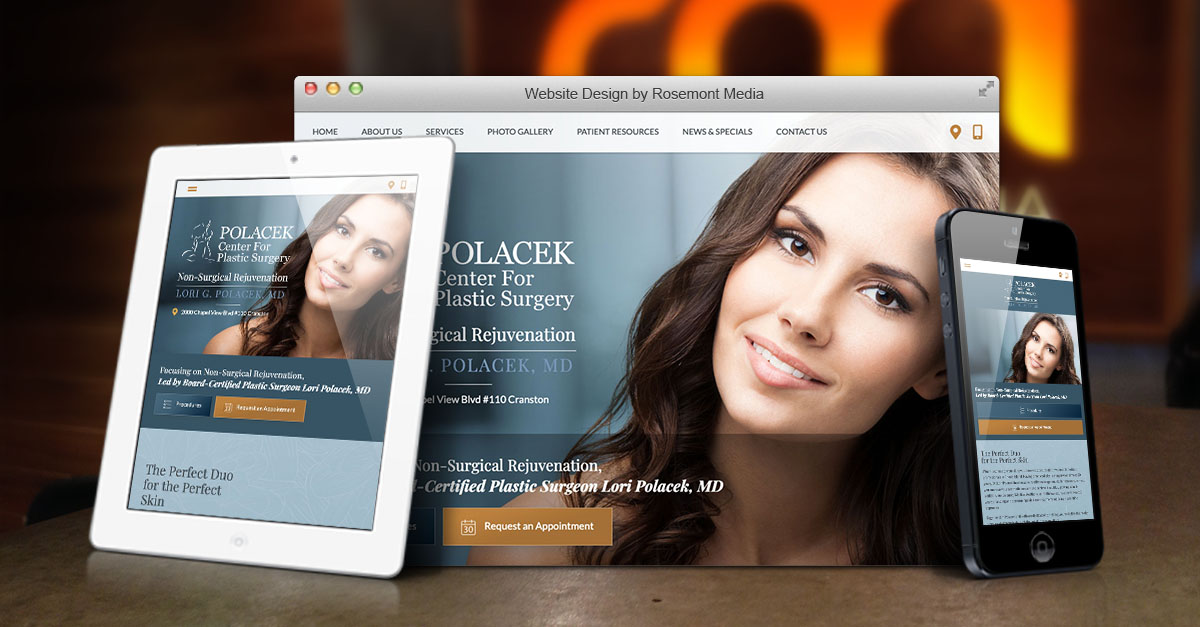 Rhode Island Plastic Surgeon Unveils New Design for Practice