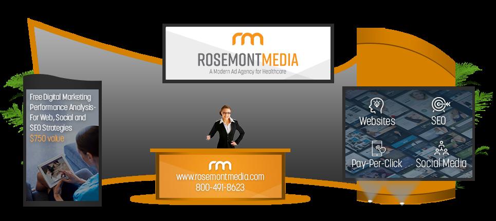 Rosemont Media's Virtual Booth for GVAS 2019