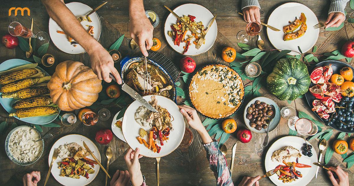 Happy Thanksgiving 2019 from Rosemont Media