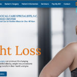 Suburban Surgical Care Specialists/Kane Center launches a new website design to provide an enhanced user experience.