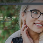 North Scottsdale Dental Studio undergoes a website makeover from Rosemont Media.