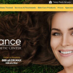 Max Lehfeldt, MD, FACS unveils new versions of his websites designed to provide readers with thorough details on a variety of plastic surgery and non-surgical medical spa procedures.