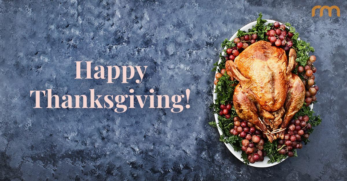 Happy Thanksgiving 2020 from Rosemont Media