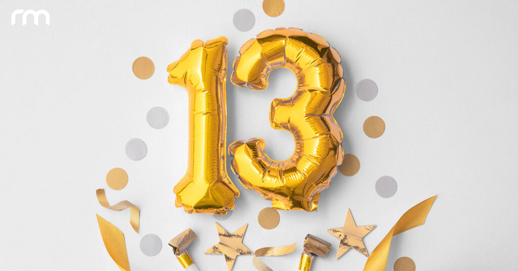 Rosemont Media's CEO Keith Humes shares his thoughts on celebrating 13 years in the elective healthcare marketing field.