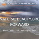 Rosemont Media created a new responsive website for Honolulu plastic surgeon Dr. Thomas Crabtree