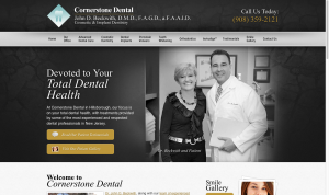 Cosmetic Dentist, Cosmetic Dentistry, Hillsborough NJ, Dental Website Design