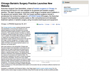 bariatric, surgery, surgeon, chicago, il
