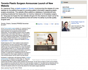 plastic, surgeon, surgery, toronto, ontario, ca