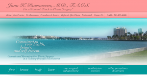 West Palm Beach, FL Plastic Surgery with Dr. Jana Rasmussen